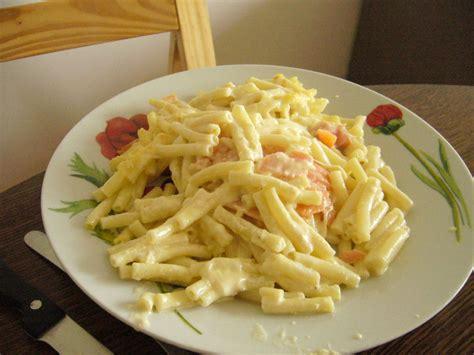 gratin de pates au saumon gratin de pates au saumon r 226 le beaucoup mais cuisine un peu