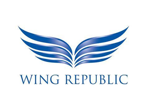 Modern, Masculine, Restaurant Logo Design For Wing