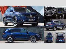 Renault Koleos 2017 pictures, information & specs