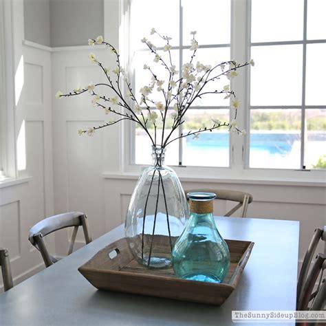 spring   kitchen  sunny side  blog