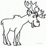 Coloring Elk Colorir Printable Alces Imprimir Desenhos Elch Alce Desenho Malvorlagen Druckbare Kostenlose Animais Ausmalbilder Hunting Popular sketch template