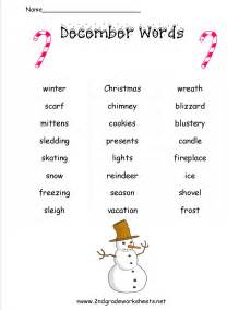 christmas worksheets for 5th grade abitlikethis