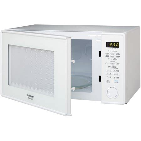 Sharp Microwave Ovens Countertop by Sharp R459yw Carousel Countertop Microwave Oven 1 3 Cu Ft