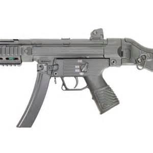 Electric MP5 Airsoft Gun