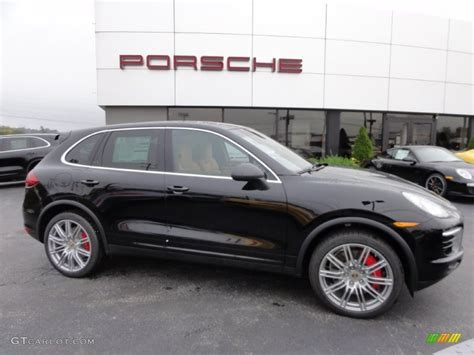 cayenne porsche black black 2012 porsche cayenne turbo exterior photo 55272329