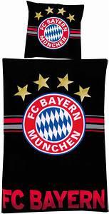 Fc Bayern Bettwäsche : fc bayern m nchen bettw sche fc bayern schwarz ~ Watch28wear.com Haus und Dekorationen