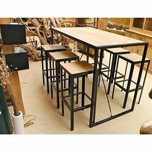 Table Mange Debout Style Industriel : best 20 mange debout ideas on pinterest table bar cuisine de petit appartement and petites ~ Melissatoandfro.com Idées de Décoration