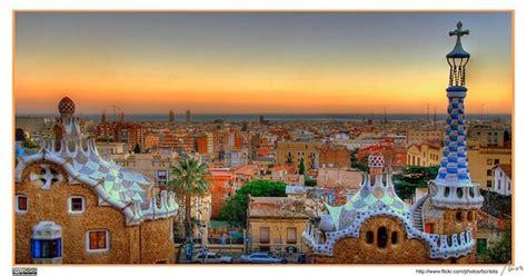de cuisine espagnole promenade au parc güell à barcelone gaudí espagne facile