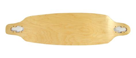 Blank Longboard Decks Drop Through by Blank Longboard Deck Drop Through 36 X 9
