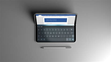 microsoft reportedly working big size dual screen windows 10 device centaurus