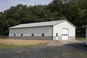 Agricultural pole buildings in hegins pa timberline for 40x72 pole barn