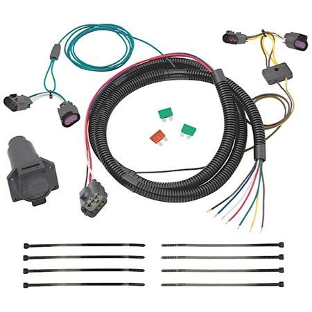 enclave  traverse  tow harness wiring