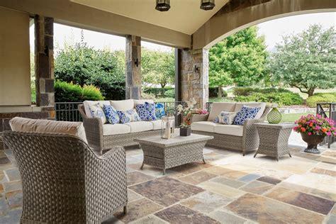 outdoor mayfair mayfair coffee table poly top