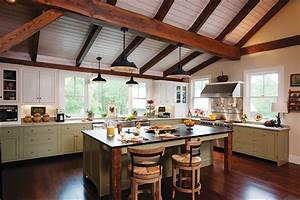 How to design a rustic, yet modern, kitchen - New