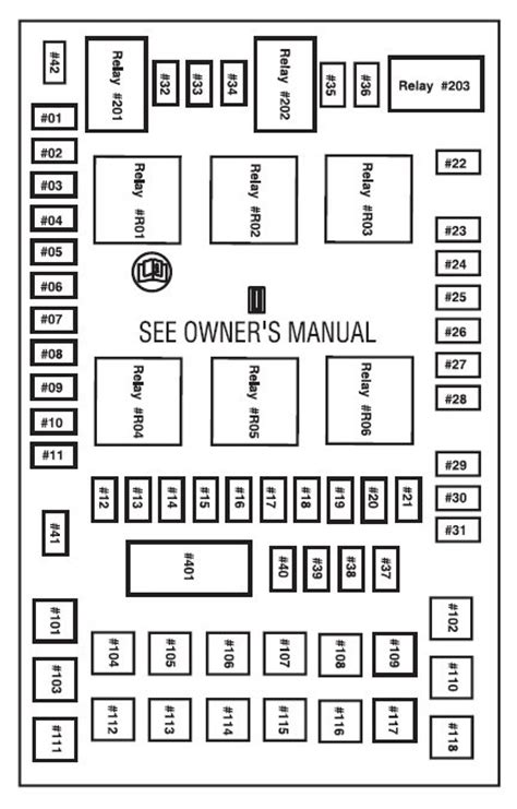 2006 Ford F150 Wiring Diagram Fuse Block by 2006 F150 Fuse Box Diagram In 2007 Ford F150 Fuse Box