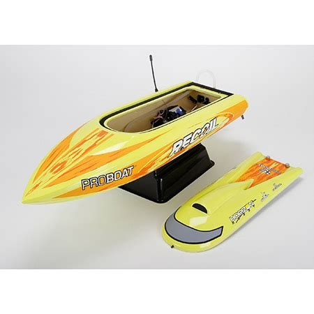 Pro Boat Rc by Proboat Recoil 26 Inch Self Righting Brushless V Rtr