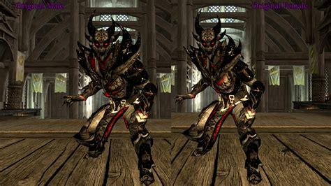 daedric armor mod at skyrim nexus mods and community daedric reaver armor at skyrim nexus mods and community Godly