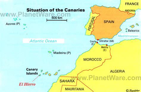 Kanarische Inseln Internet Vademecum A Brandenberger