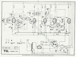 tsl high stability fm vhf tuner valve radiocouk With valve radio circuit