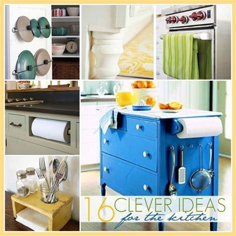 clever kitchen ideas organization ideas for the kitchen