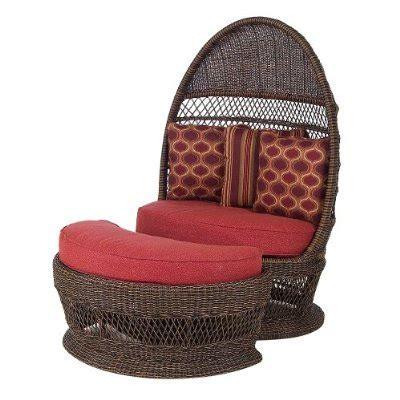 Outdoor Wicker Egg Chair Copycatchic