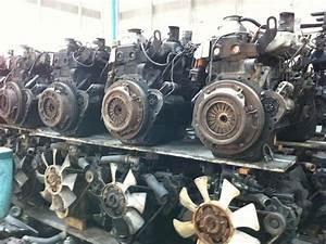 Nissan Td27 Td25 Td23 Engine