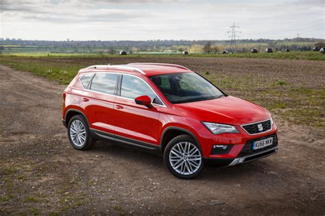 Seat Ateca by Living With The 2017 Seat Ateca Xcellence 5 Things We