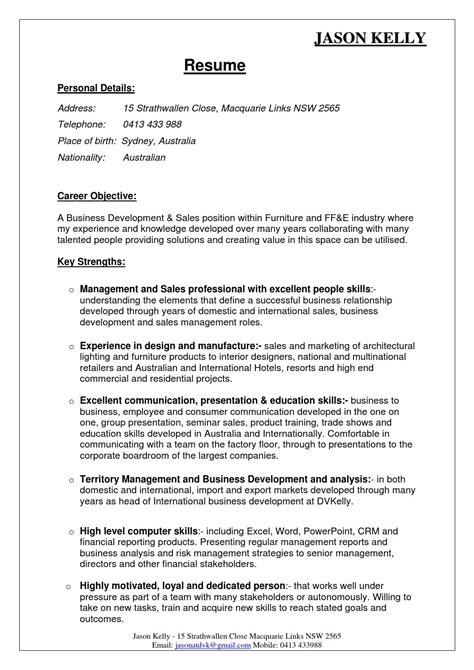 Us Multinational Style Resume by Resume Jason Furn Sales Bdm By Jason Issuu