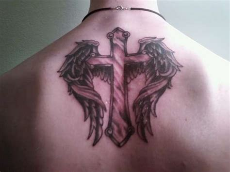 Information About Shoulder Blade Cross Tattoos Yousenseinfo