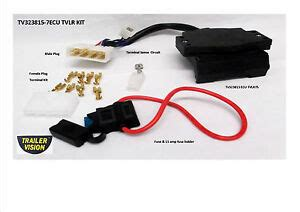 Mercedes Benz Vito Tvlr Trailer Wiring Harness Easy Fit Ebay