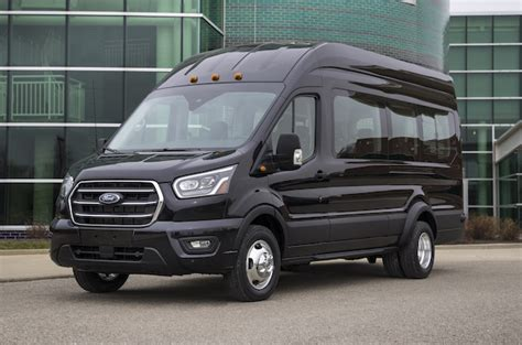 ford transit passenger overview cargurus