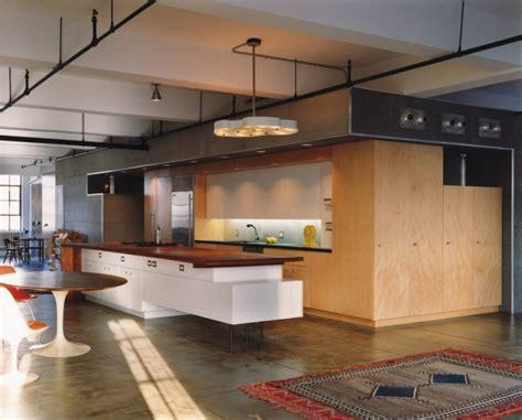 cuisine dans loft 21 idées de cuisine pour votre loft