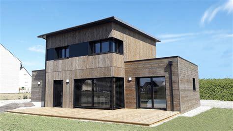 constructeur maison en bois ile de constructeur maison bois ile de maison moderne