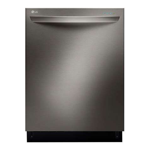 two dishwashers one lg electronics top control dishwasher with 3rd rack and