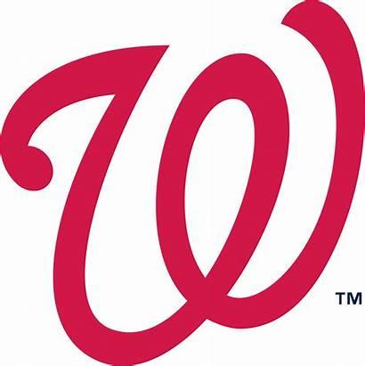 Nationals Washington Svg Vector Transparent Logos Clip