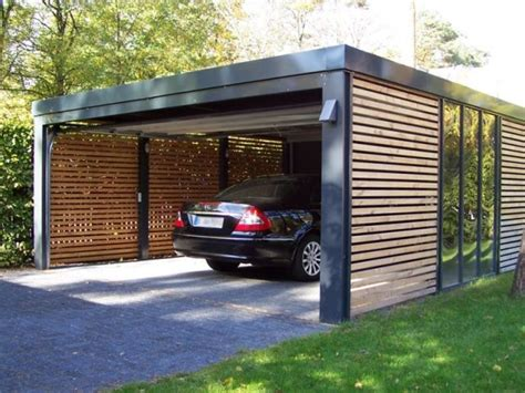 Enclosed Car Ports by Best 25 Enclosed Carport Ideas On Side Car