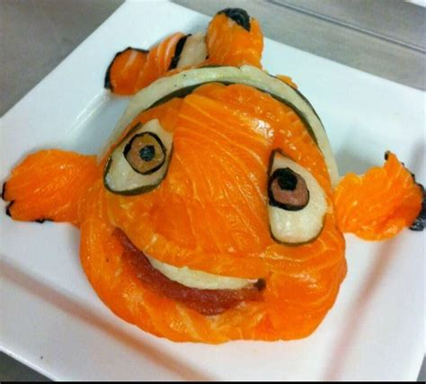 nemo sushi cake atbge