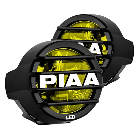 Piaa Fog Lights by Piaa 174 22 05370 Lp530 3 5 Quot Ion Yellow Led Fog Lights