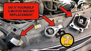 Ford Focus Motor Mounts Replacement