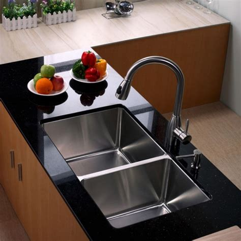 kitchen sink materials compared the best kitchen sink material for your preference in