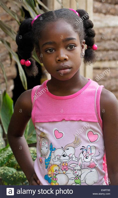 Young Little Black Girls