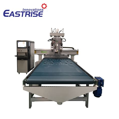 double spindle atc furniture cnc router  boring head  china manufacturer eastrise