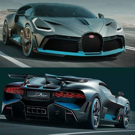 With production limited to just. Front & Back Bugatti Divo : carporn