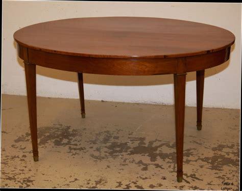 Table De Salle A Manger Ronde En Bois Myqtocom