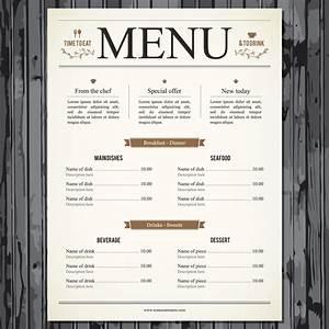 Restaurant Lalique Menus : restaurant menu graphics and icons for delectable design ~ Zukunftsfamilie.com Idées de Décoration