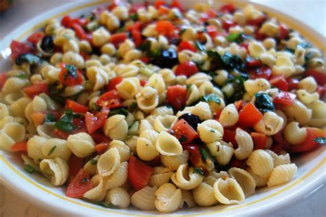 pasta salad recipee summer salads for sally s 60th live blissful