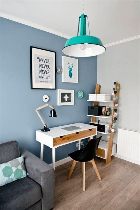 deco bureau travail idées déco bureau et couleurs tendance pour espace de travail