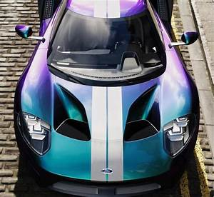 Ford GT Mystichrome: El camaleón de 100,000 dólares | Garagem