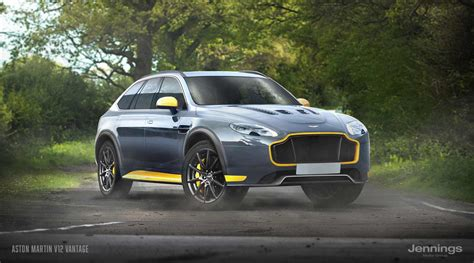 Eight Sports Cars And Supercars Reimagined As Suvs Because