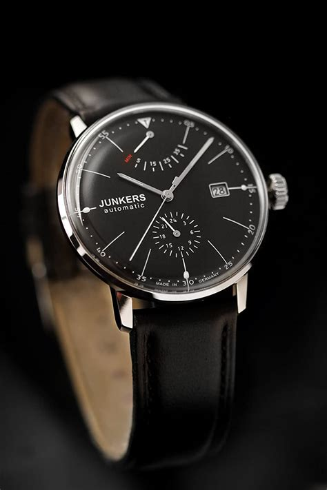 Junkers Bauhaus Watch | Vintage watches, Best watches for ...